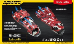 large Military JetFin camouflage 33