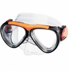 large Mask IST Twingo Junior  Masker Snorkeling Snorkling Diving 1