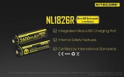 large Nitecore NL1826R 03