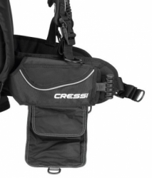 large BCD CRESSI ULTRALIGHT 3 66523 zoom