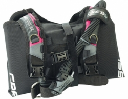 large BCD CRESSI AIR TRAVEL 4