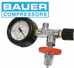 large Bauer Compressor 330 Bar Filling