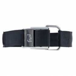 large 20191127114453 2 inch Cam Strap with Stainless Roller Buckle BC2035 Side View