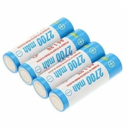 trustfire aa li ion battery 2700mah 12v blue 3  large